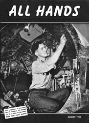 All Hands; August 1960 Volume 39, Issue 457 by Navy Department, Bureau of Navigation