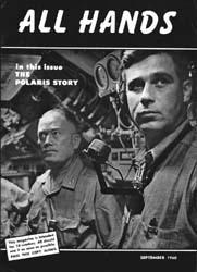 All Hands; September 1960 Volume 39, Issue 458 by Navy Department, Bureau of Navigation