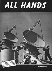 All Hands; November 1960 Volume 39, Issue 460 by Navy Department, Bureau of Navigation