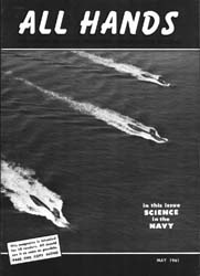 All Hands; May 1961 Volume 40, Issue 466 by Navy Department, Bureau of Navigation