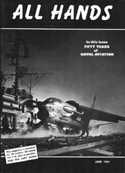 All Hands; June 1961 Volume 40, Issue 467 by Navy Department, Bureau of Navigation