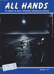 All Hands; December 1962 Volume 41, Issue 485 by Navy Department, Bureau of Navigation