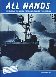 All Hands; November 1963 Volume 42, Issue 496 by Navy Department, Bureau of Navigation