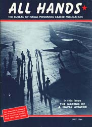 All Hands; May 1964 Volume 43, Issue 502 by Navy Department, Bureau of Navigation