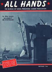 All Hands; September 1964 Volume 43, Issue 506 by Navy Department, Bureau of Navigation