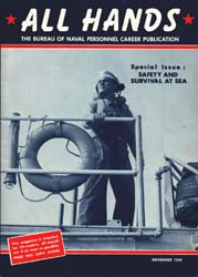 All Hands; November 1964 Volume 43, Issue 508 by Navy Department, Bureau of Navigation