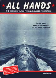 All Hands; February 1965 Volume 44, Issue 511 by Navy Department, Bureau of Navigation
