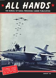 All Hands; January 1966 Volume 45, Issue 522 by Navy Department, Bureau of Navigation