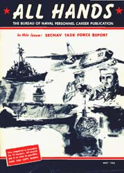 All Hands; May 1966 Volume 45, Issue 526 by Navy Department, Bureau of Navigation