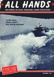 All Hands; November 1966 Volume 45, Issue 532 by Navy Department, Bureau of Navigation