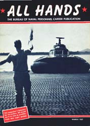 All Hands; March 1967 Volume 46, Issue 536 by Navy Department, Bureau of Navigation