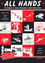 All Hands; June 1967 Volume 46, Issue 539 by Navy Department, Bureau of Navigation