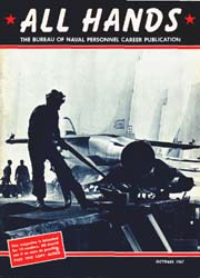 All Hands; October 1967 Volume 46, Issue 543 by Navy Department, Bureau of Navigation