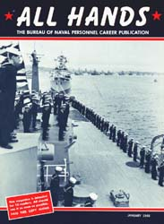 All Hands; January 1968 Volume 47, Issue 546 by Navy Department, Bureau of Navigation