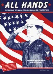All Hands; September 1968 Volume 47, Issue 554 by Navy Department, Bureau of Navigation