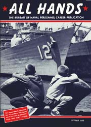 All Hands; October 1968 Volume 47, Issue 555 by Navy Department, Bureau of Navigation