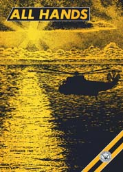 All Hands; September 1969 Volume 48, Issue 566 by Navy Department, Bureau of Navigation