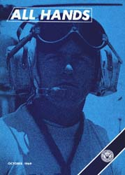 All Hands; October 1969 Volume 48, Issue 567 by Navy Department, Bureau of Navigation