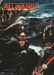 All Hands; June 1970 Volume 49, Issue 575 by Navy Department, Bureau of Navigation