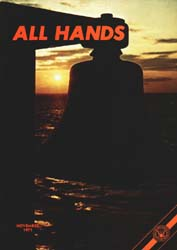 All Hands; November 1971 Volume 50, Issue 592 by Navy Department, Bureau of Navigation