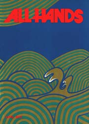 All Hands; April 1972 Volume 51, Issue 597 by Navy Department, Bureau of Navigation