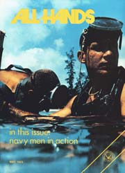 All Hands; May 1972 Volume 51, Issue 598 by Navy Department, Bureau of Navigation