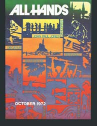All Hands; October 1972 Volume 51, Issue 603 by Navy Department, Bureau of Navigation