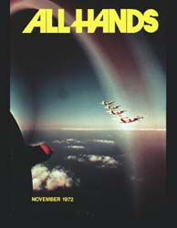 All Hands; November 1972 Volume 51, Issue 604 by Navy Department, Bureau of Navigation