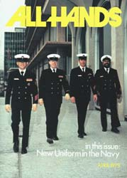 All Hands; April 1973 Volume 52, Issue 609 by Navy Department, Bureau of Navigation