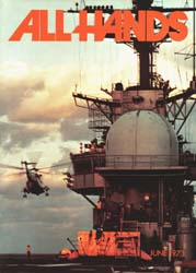 All Hands; June 1973 Volume 52, Issue 611 by Navy Department, Bureau of Navigation