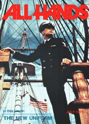 All Hands; July 1975 Volume 54, Issue 636 by Navy Department, Bureau of Navigation