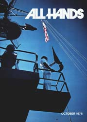All Hands; October 1976 Volume 55, Issue 651 by Navy Department, Bureau of Navigation