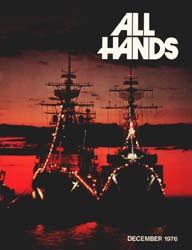 All Hands; December 1976 Volume 55, Issue 653 by Navy Department, Bureau of Navigation