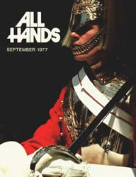 All Hands; September 1977 Volume 56, Issue 662 by Navy Department, Bureau of Navigation