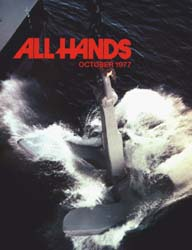All Hands; October 1977 Volume 56, Issue 663 by Navy Department, Bureau of Navigation