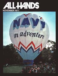 All Hands; November 1977 Volume 56, Issue 664 by Navy Department, Bureau of Navigation