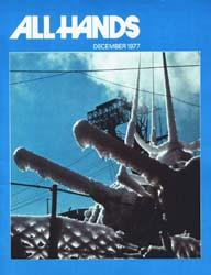 All Hands; December 1977 Volume 56, Issue 665 by Navy Department, Bureau of Navigation