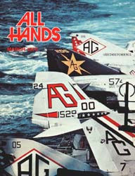 All Hands; March 1978 Volume 57, Issue 668 by Navy Department, Bureau of Navigation