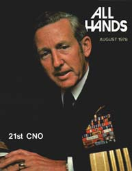 All Hands; August 1978 Volume 57, Issue 673 by Navy Department, Bureau of Navigation