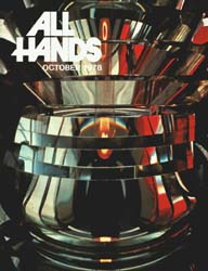 All Hands; October 1978 Volume 57, Issue 675 by Navy Department, Bureau of Navigation