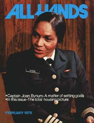All Hands; February 1979 Volume 58, Issue 679 by Navy Department, Bureau of Navigation