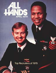 All Hands; April 1979 Volume 58, Issue 681 by Navy Department, Bureau of Navigation