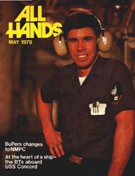 All Hands; May 1979 Volume 58, Issue 682 by Navy Department, Bureau of Navigation
