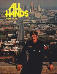 All Hands; June 1979 Volume 58, Issue 683 by Navy Department, Bureau of Navigation