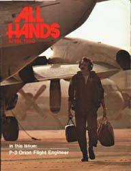 All Hands; April 1980 Volume 59, Issue 693 by Navy Department, Bureau of Navigation