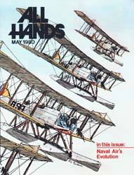 All Hands; May 1980 Volume 59, Issue 694 by Navy Department, Bureau of Navigation
