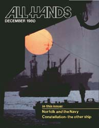 All Hands; December 1980 Volume 59, Issue 701 by Navy Department, Bureau of Navigation