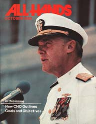 All Hands; October 1982 Volume 61, Issue 723 by Navy Department, Bureau of Navigation