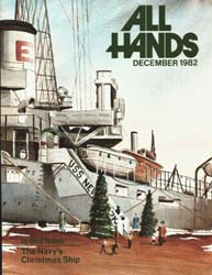 All Hands; December 1982 Volume 61, Issue 725 by Navy Department, Bureau of Navigation