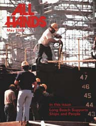 All Hands; May 1983 Volume 62, Issue 730 by Navy Department, Bureau of Navigation